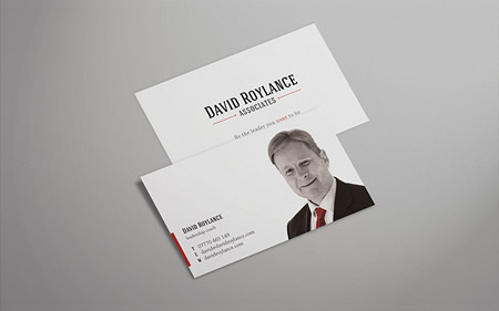 Graphic Design Worthing - Business Cards