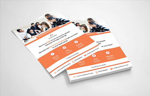 Web Design Worthing - Flyer Design