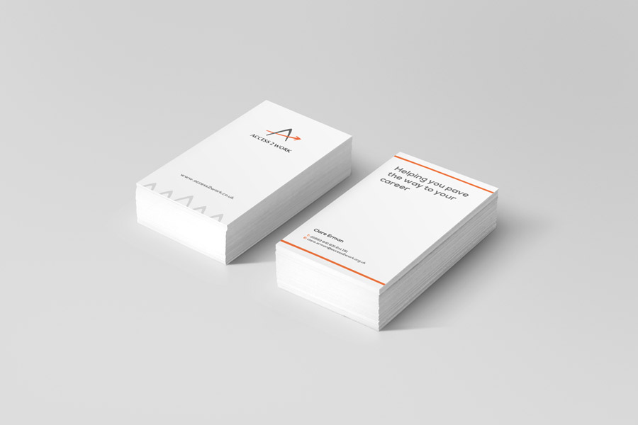 Web Design Worthing - Business Cards