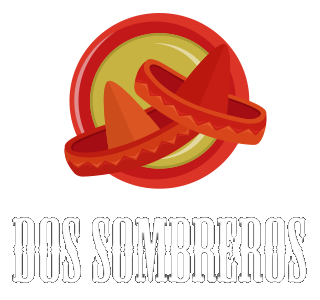 Web design and graphic design project introduction - Dos Sombreros
