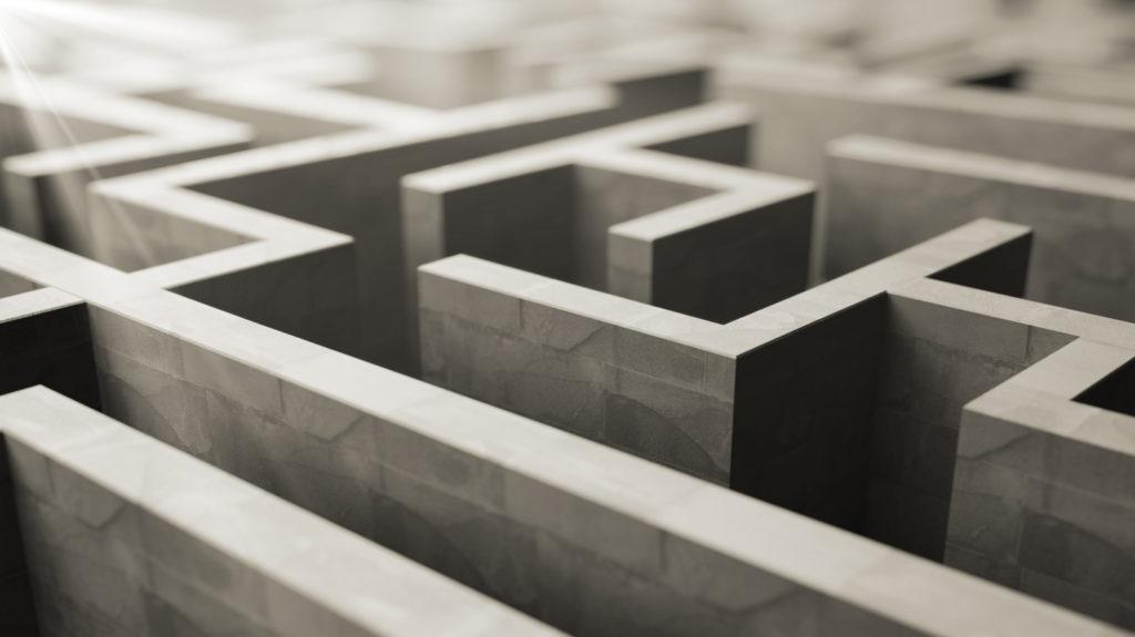 Maze - Plan Your Long Term Website Objectives