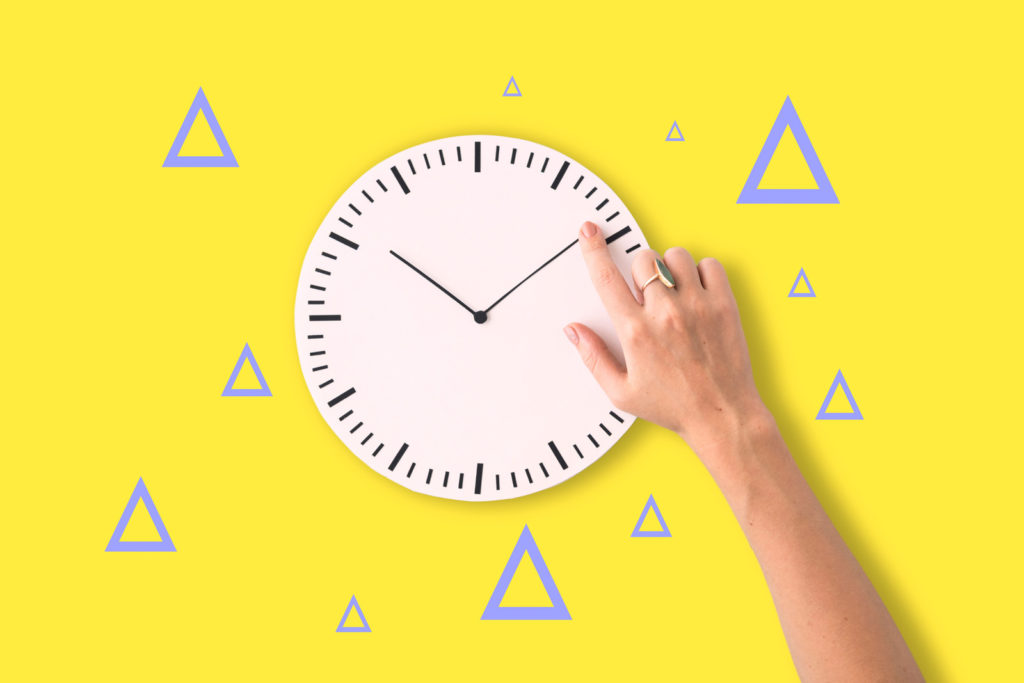 Clock - Make Time for New Web Design Projects