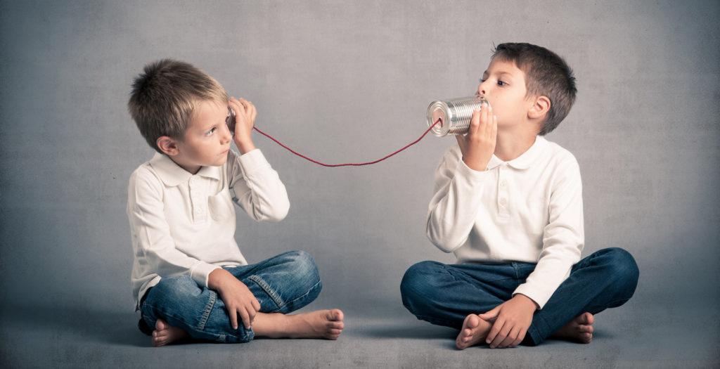 Children Communicating - Improve Web Design Project Success, Talk About Expectations